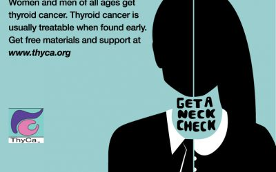 September Is Thyroid Cancer Awareness Month