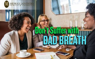 5 Causes of Bad Breath and their Remedies