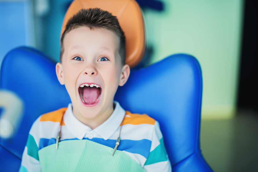 Keeping Our Kids' Smiles Healthy